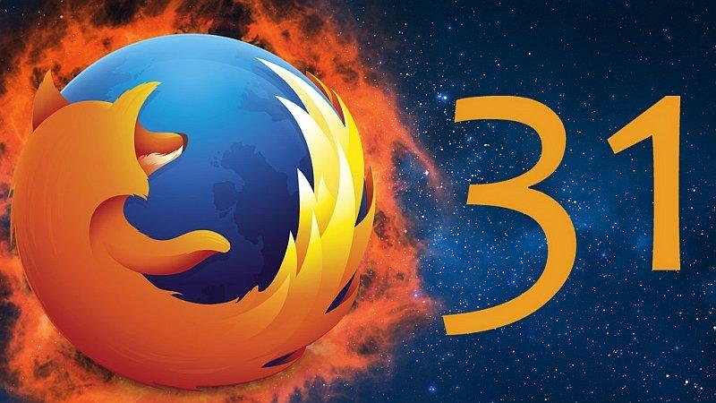 Что нового в Firefox 31?