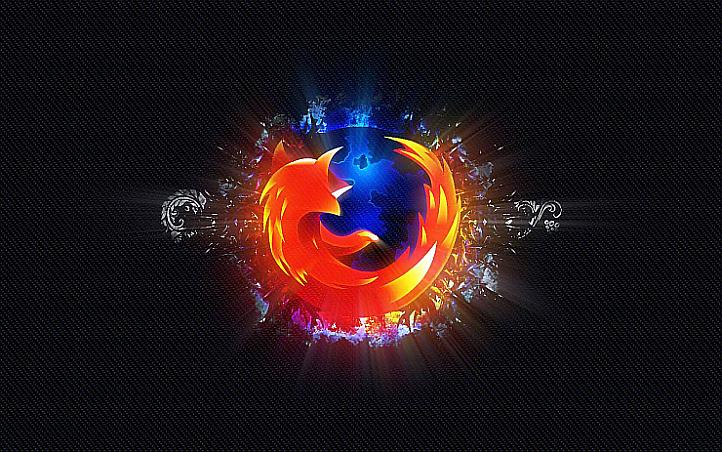 Как в Mozilla Firefox