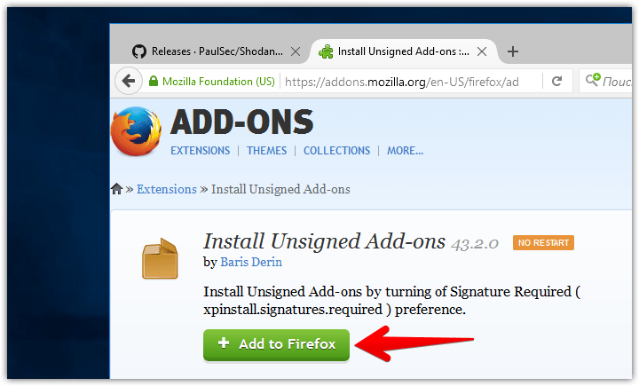 Install Unsigned AddOns In Firefox (3)