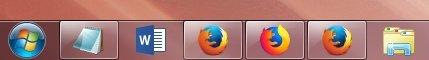 Новая и старые иконки Firefox