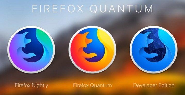 Версии и виды Mozilla Firefox