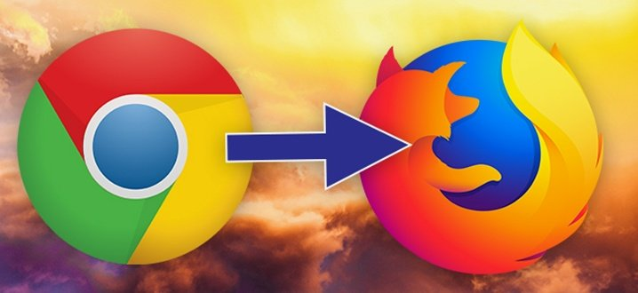 Новый интерфейс Chrome для Firefox