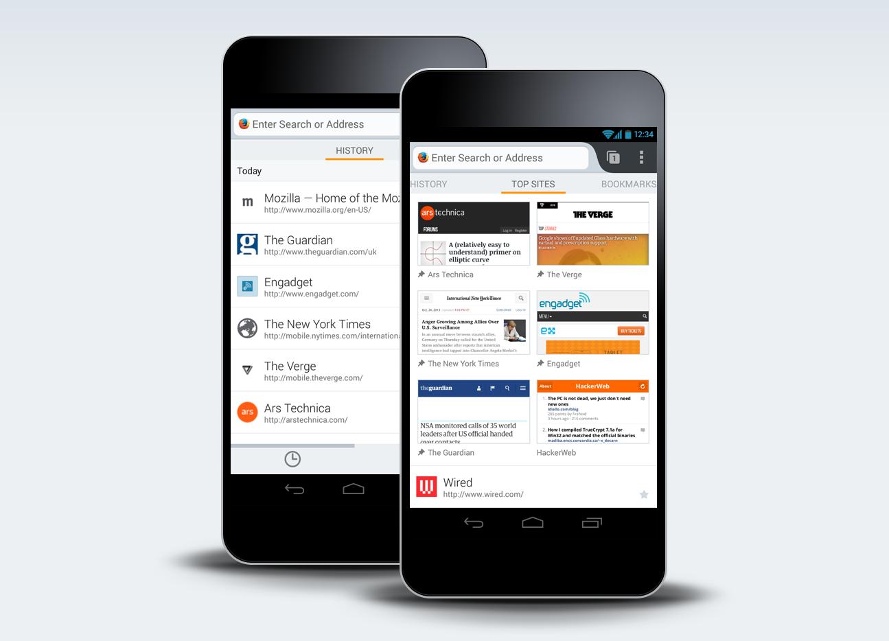 7 лучших дополнений Firefox для Android