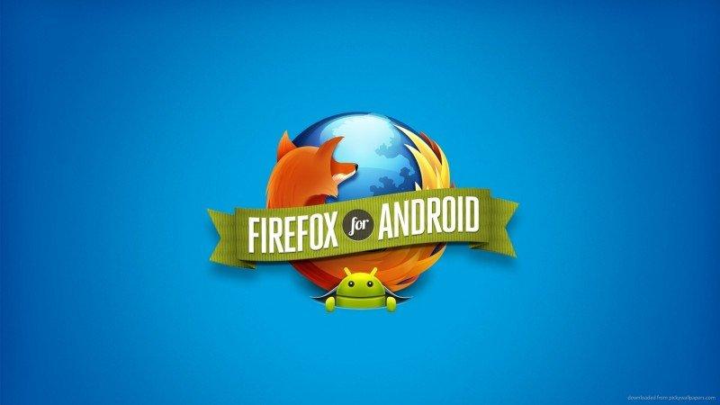 Firefox 33 для Android появится функция удаления личных данных