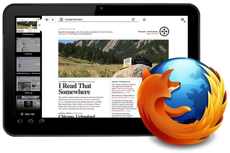Mozilla Firefox - Android