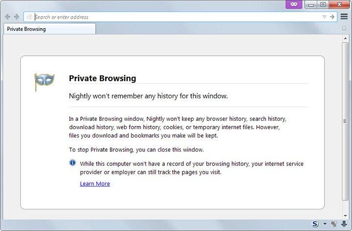 Изменения в работе приватного режима в Mozilla Firefox 33_1