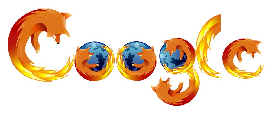Firefox-Google