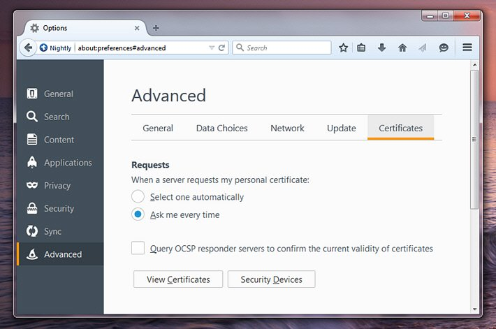 Firefox Project Chameleon (1)