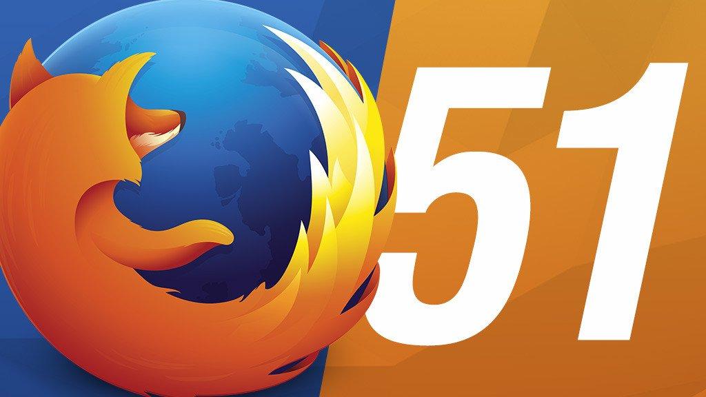 Новое в Firefox 51
