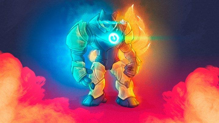 Firefox Quantum логотип