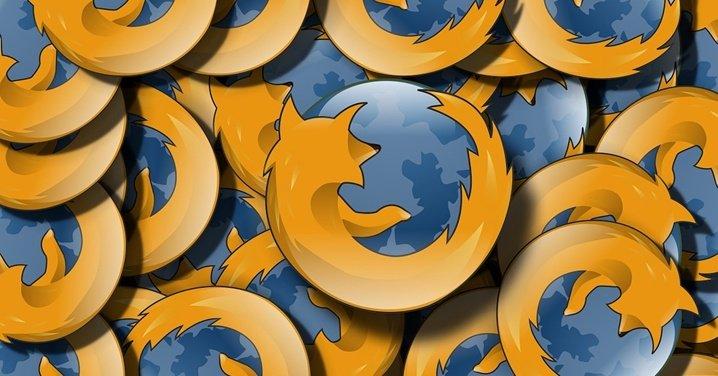 Логотипы Firefox