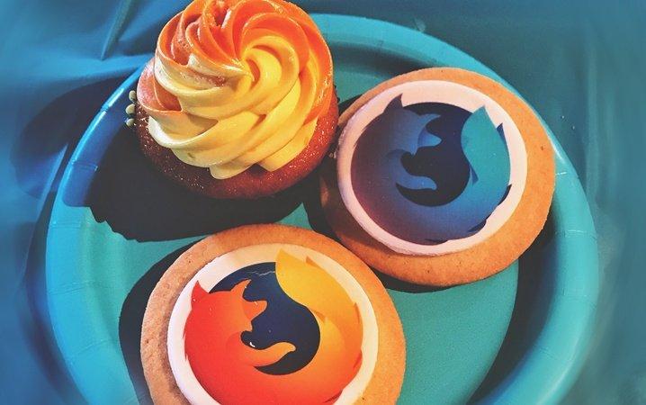 Firefox логотипы
