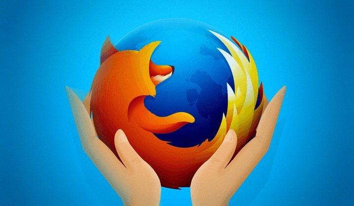 Логотип Firefox 2017